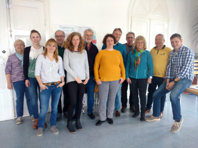 Teilnehmer der Klausurtagung zum Thema Wahlprogramm für 2021, © C. Hecker